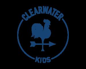 Clearwater Kids Logo Blue Version