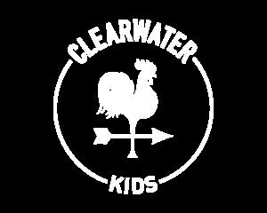 Clearwater Kids Logo White